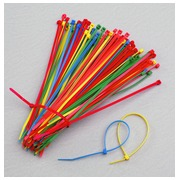 Cable ties - assortment of colours