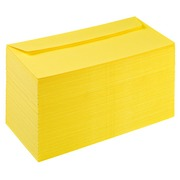 Pollen, box of 200 envelopes, 110 x 220 mm, sunny yellow