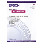 Packet of 100 s.Epson paper 720DPI 90g A3 S041068