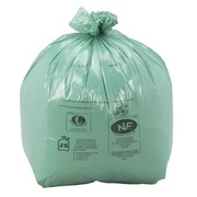 Ecological bags 50 L - pack of 500 - green