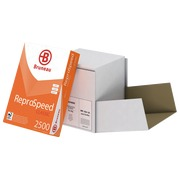 Box paper Bruneau Reprospeed A4 80 gr - 2500 sheets - white