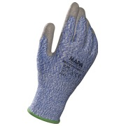 Pair of anti-cut gloves grey S7