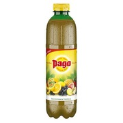 Pack of 6 bottles 1 l Pago multi vitamines