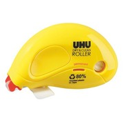 Permanent glue roller dry & clean Uhu