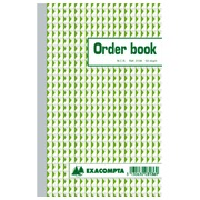 Standard auto-copying order books 210 x 135 mm 50-2