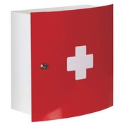 Medicine chest single door design Esculape