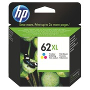Cartridge HP 62XL high capacity colours for inkjet printer