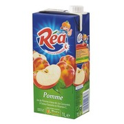 Box 10 packs of apple juice Rea 1 L