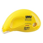 Roller with repositionnable glue dry & clean UHU