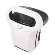 Hand dryer JVD Exp'air white automatic