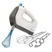Philips Viva Collection HR1583 - hand mixer - caribbean blue/cashmere gray