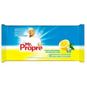 Mr. Clean Cleaning Wipes, Lemon Scent