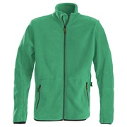 Printer Speedway fleece jacket Groen 4XL