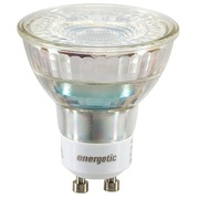 Glass reflector LED - GU10 4,8W