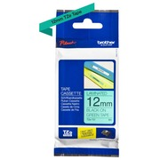 Brother TZe731 - laminated tape - 1 roll(s) - Roll (1.2 cm x 8 m)