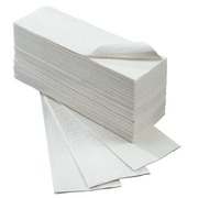 Hand towels Bruneau extra large with ecolabel Z-folded - box of 2700
