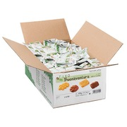 Assortment biscuits Puro individually wrapped - box with 125 bags