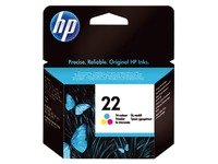 Cartridge HP 22 kleur