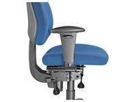 Pair of adjustable armrests for chair Strong
