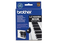 Cartridge Brother LC1000 BK zwart