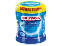 Box of 60 chewing-gums Hollywood Bleeching Polar Mint