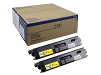 TN900YTWIN BROTHER HLL9200 TONER (2) YEL (120005440202)