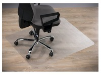 Floor protection smooth floors 120 x 150 cm