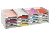 Storage box, 90 cm, 20 compartments