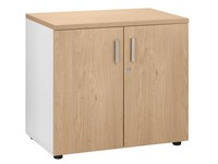 Low cupboard Intuitiv light oak