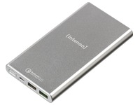 Intenso Powerbank Q10000 - QuickCharge - zilver