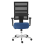 Chair X Tender with adjustable armrests